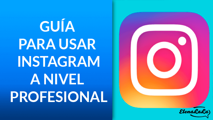 Instagram a nivel profesional