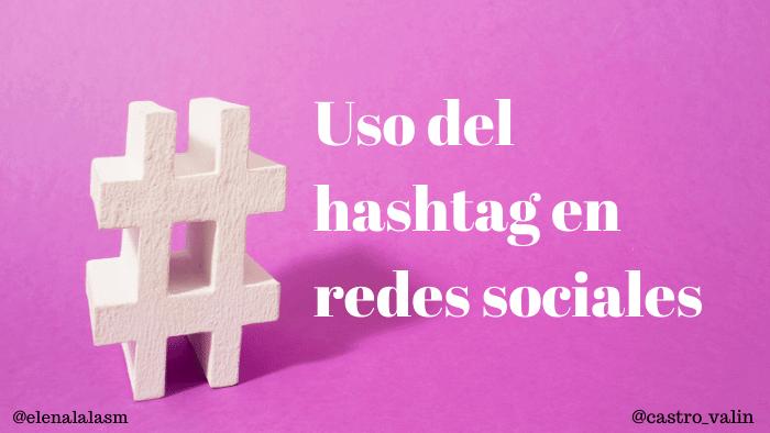 que es un hashtag